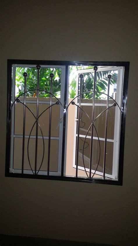 Stainless Steel Window Grill Price Home Decor Design For