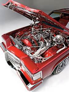 Who Makes Cadillac Engines 1984 Cadillac Coupe Stock 4 4 Liter Engine
