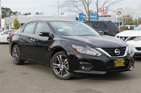 New Nissan Altima 2018 by New 2018 Nissan Altima 3 5 Sl 4dr Car In Roseville F11969