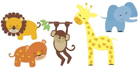 Wall Stickers For Girls Nursery safari nursery decor palmyralibrary org