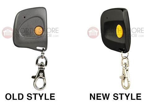 Garage Door Remote Keychain Transmitter Solutions Firefly 390lmpb1k Garage Door Opener