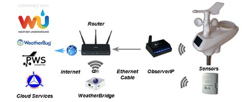 ambient weather observer internet series features