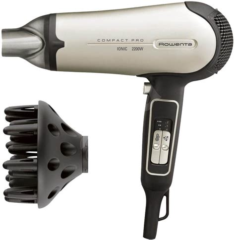 Mini Hair Dryer Lesasha rowenta pro compact cv4721f0 hair dryer alzashop