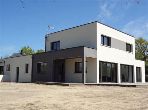 Constructeur Maison Moderne Toit Plat by Maison Contemporaine 224 Toit Plat Les Constructions