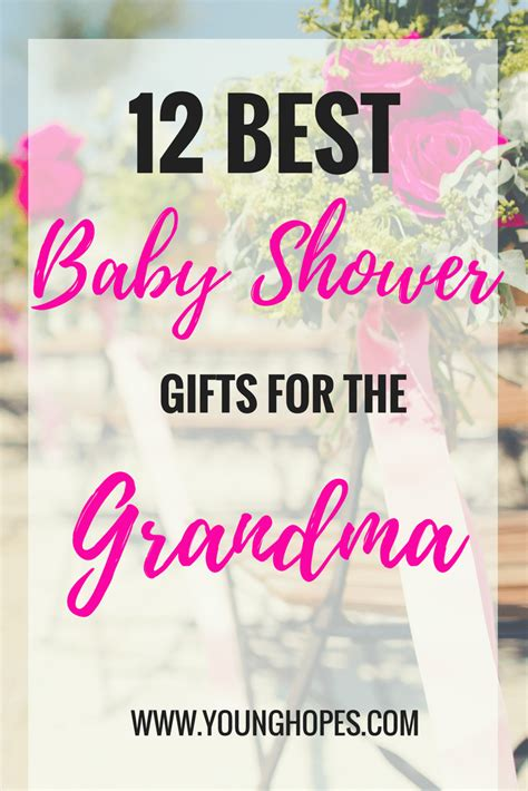 12 Best Gifts For by 12 Unique Best Baby Shower Gifts For She Will