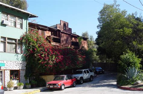 jim morrison house laurel canyon association 20th century canyon history