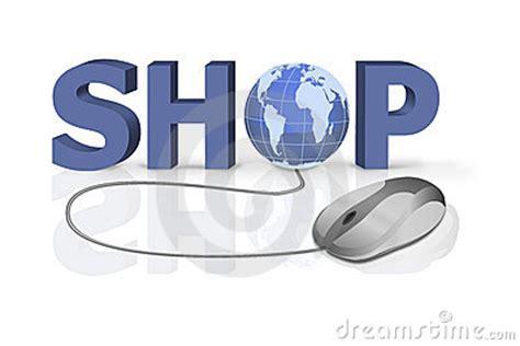 buy shopping shop at home royalty free