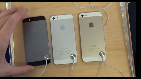 Apple Iphone 5s Silver Iphone 5s E iphone 5s gold vs grey vs silver