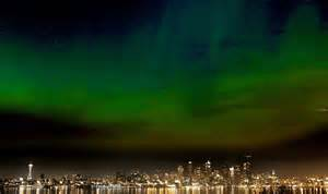 lights in seattle northern lights may be visible in seattle area the