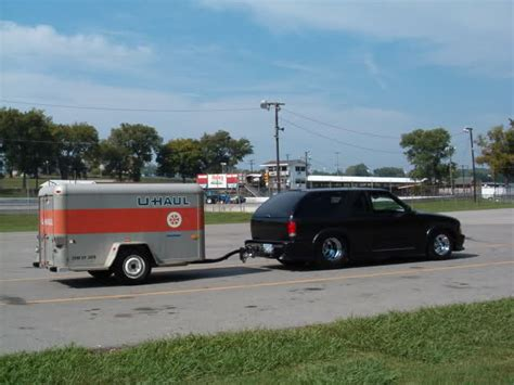 Driver Blazer X8 whos towing a trailer this year the bangshift forums