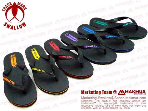 Toko Leony Sandal Jepit Swalow jual sandal jepit black pearl distributor jabar