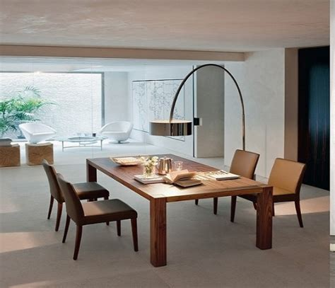 Arc Floor L For Dining Table by Tips For Interior Lighting Design