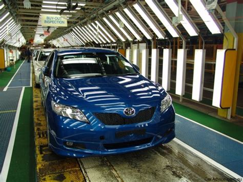 toyota company japan toyota maintain limited output in japan from may 10 to