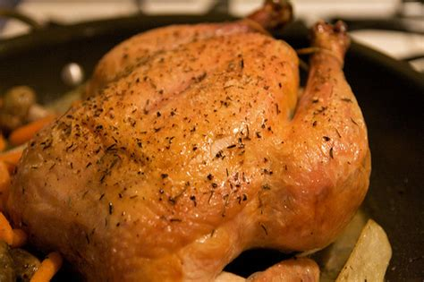how to cook a whole chicken and make homemade chicken broth