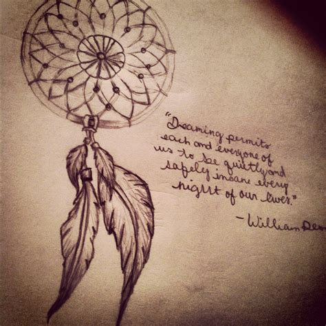 Dreamcatcher Tattoo With Words | dream catcher tattoo love the words too but id have my