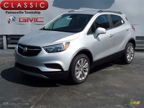 buick encore 2017 colors 2017 quicksilver metallic buick encore preferred