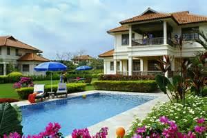 Bedroom With Two Twin Beds Angsoka Villa Bintan Lagoon Resort