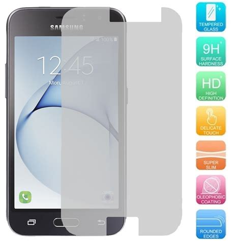 Tempered Glass Samsung Galaxy J1 J100 4g Lte Duos 25d Curved Edge tempered glass screen protector for samsung galaxy j1