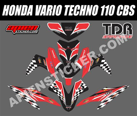 Vario Techno 10 kumpulan modifikasi motor vario 110 karbu terlengkap