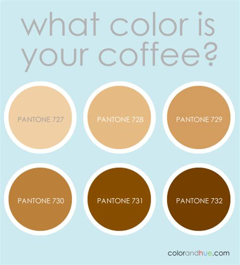color coffee what s your coffee color arden reece color