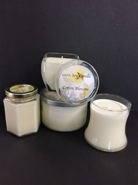 Handmade Soap Coach - soy candle handmade soap coach cotton blossom 100 soy candle