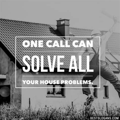 handyman slogans   taglines quotes