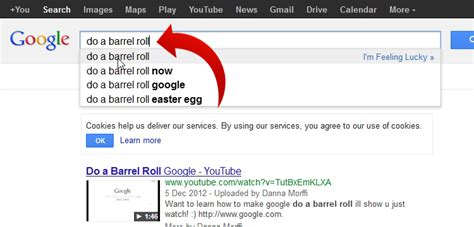 images google commage how to do a barrel roll on google 5 steps with pictures