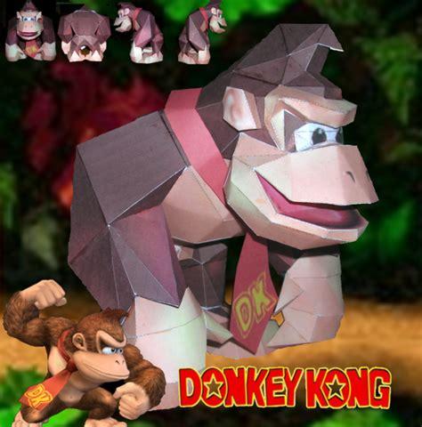 Kong Papercraft - papercraft muy bueno taringa