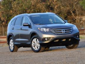 Honda Crv 2013 2013 Honda Cr V Test Drive Review Cargurus