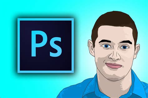draw yourself illustrator how to cartoon yourself in photoshop cc youtube