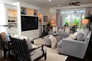 House ideas family room tv gallery wall family room picture
