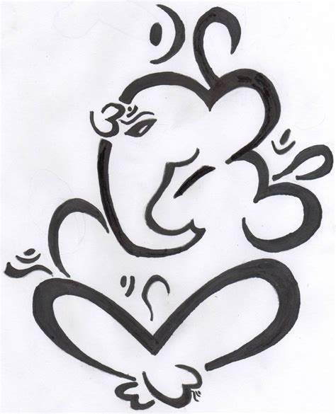 om ganesh tattoo designs the buddha om pictures pics images and photos for