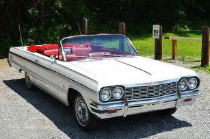 1964 Chevrolet Impala Ss Convertible 1964 Chevrolet Impala Ss Convertible For Sale