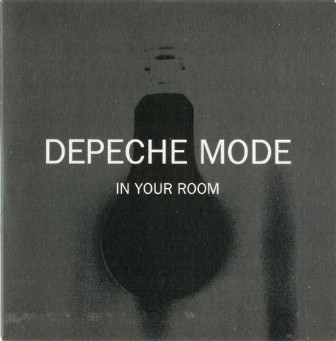 in your room depeche mode depeche mode in your room cd at discogs