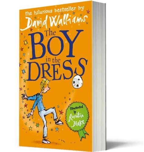 The Boy In The Dress check out the boy in the dress by david walliams