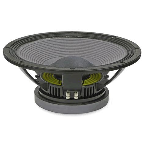 Speaker Eighteen Sound 18 sound 15 speakers