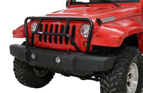 2012 Jeep Wrangler Grill Guard Realwheels Classic Grill Guard For 07 17 Jeep 174 Wrangler