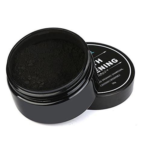 lanhuimagic black  white teeth whitening powder natural