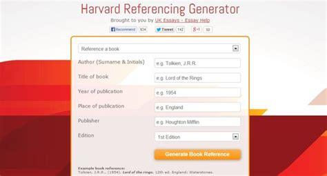 harvard bibliography generator generadores de citas bibliogr 225 ficas a trav 233 s de