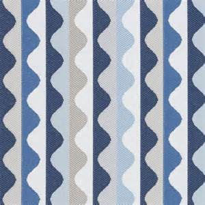 navy blue white heavyweight upholstery fabric by