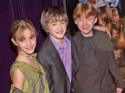 film emma watson dan daniel radcliffe harry potter and the philosopher s stone s 12th