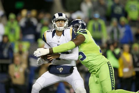 rams vs seahawks live scores highlights news and more