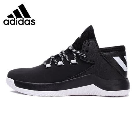 original new arrival 2017 adidas s high top basketball shoes sneakers in basketball shoes