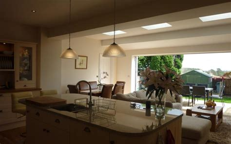 Kitchen And Dining Designs by Rear Extension North Gosforth Newcastle Upon Tyne