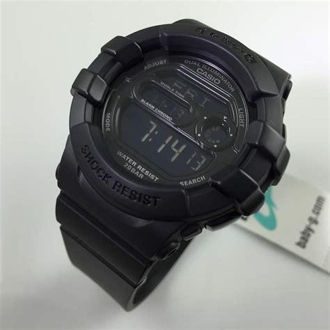 Casio Baby G Bgd 140 Black casio baby g digital blackout bgd140 1a 79767951368
