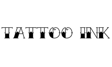 tattoo fonts online free 25 freely downloadable fonts blueblots