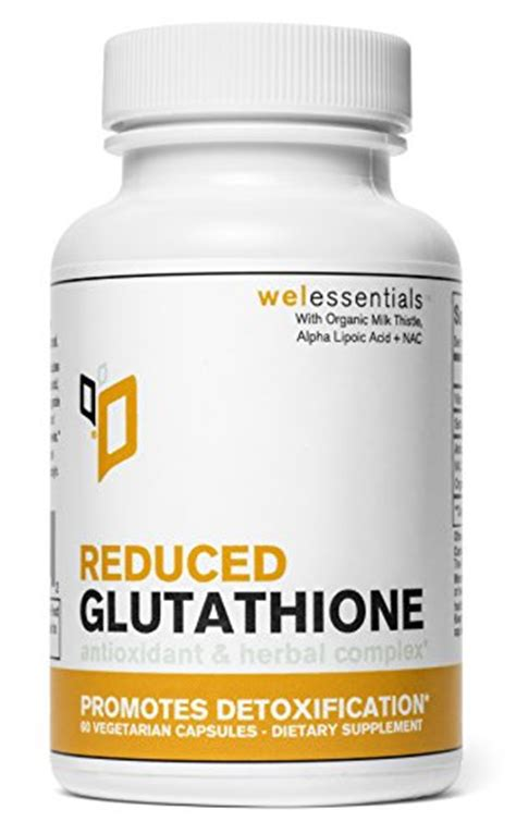 Glutathione Detox by From Usa Wel Essentialstm Glutathione Complex