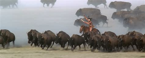 michael che hunting i m an indian too a sioux dances with wolves 1990