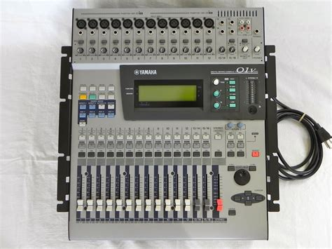 Mixer Console Yamaha sold yamaha 01v with my8 ae my8 at digital mixing