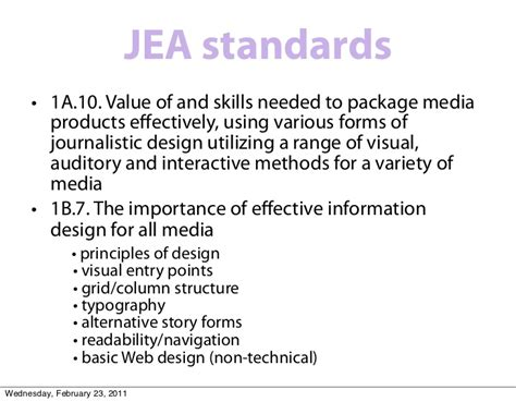 Jea Design Guidelines | graphics and design